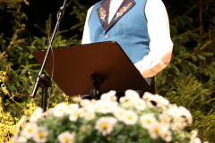 Präsident Erwin Rüegg